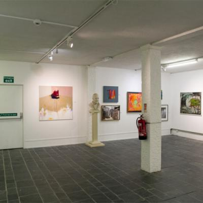 The London Group, New Gallery, September 2018
