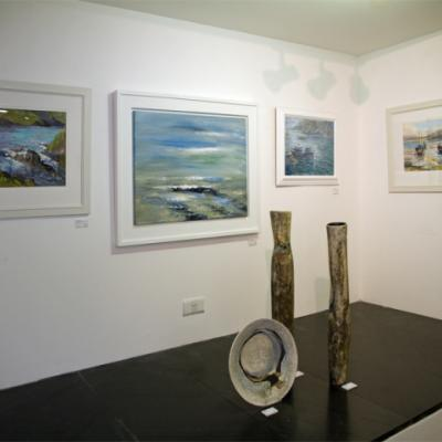 Penwith New Gallery, September 2017