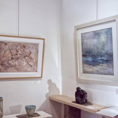 Plymouth Society of Artists at Artmill Gallery, August 2020