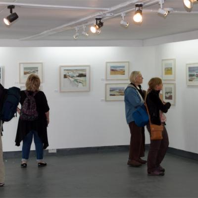 Vincent Wilson, Studio Gallery, July 2015
