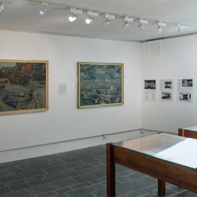 "Seventieth Anniversary Exhibition: ""A Society Like No Other"", New Gallery, October 2019"