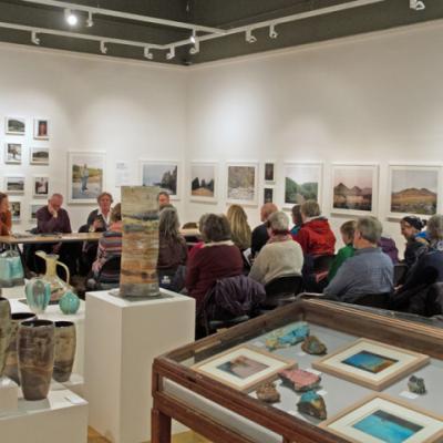 Royal Cornwall Museum, Truro: 12 February 2014