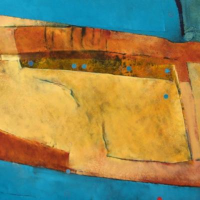 CARADON III - PHTHALOCYANINE BLUE LAKE