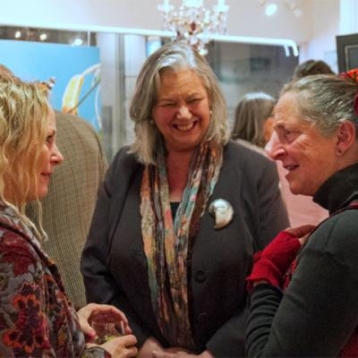 Brownston Gallery, Modbury, March 2018