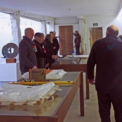Installation: Penwith Society Spring Exhibition 2017