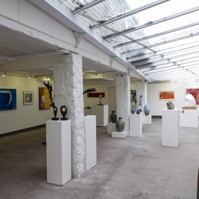 Penwith Society of Arts, Main Gallery, September 2018