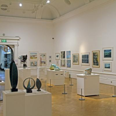 Plymouth Society of Artists Biennial, City Museum and Art Gallery, Plymouth, January 2014
