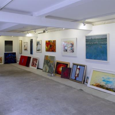 Main Gallery - installation, March 2016