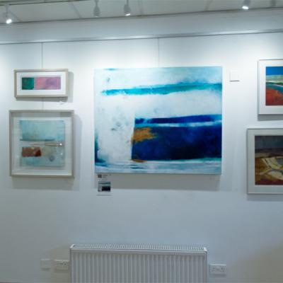 Plymouth Society at Artmill Gallery, Plymouth, 2016