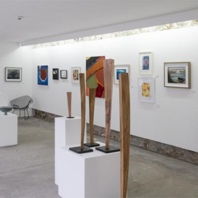 Members' 'Late Spring Exhibition', April 2019