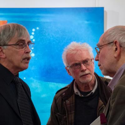 Brownston Gallery, Modbury, March 2016