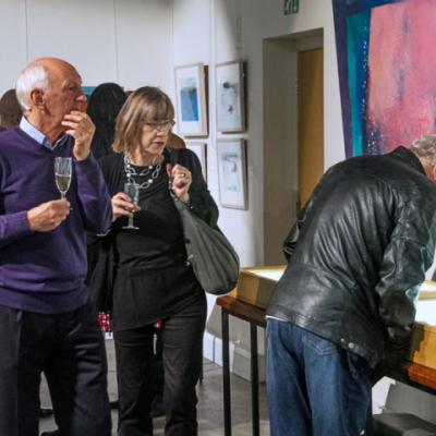 'Dyworth Pow Gwyrven', Chapel Arts, Cheltenham, November 2017