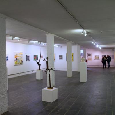Associate Members, New Gallery, February 2018